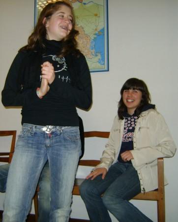 Angela e Irene